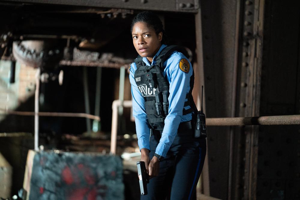 Naomie Harris in Black and Blue (2019)