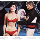 James Coburn and Gila Golan in Our Man Flint (1966)