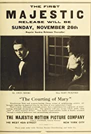 The Courting of Mary Poster