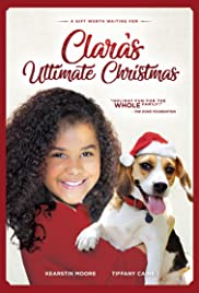 Clara's Ultimate Christmas Poster