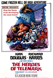 The Heroes of Telemark (1965) Poster - Movie Forum, Cast, Reviews