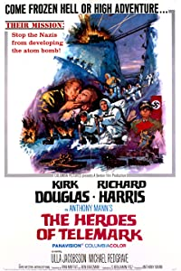 Watch latest english movies The Heroes of Telemark UK [1080i]
