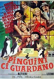 I pinguini ci guardano Poster