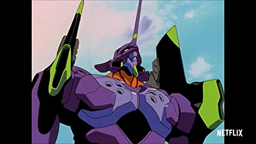 """In 2015. Tokyo 3 is under attack by powerful creatures known as the Angels. The young Shinji Ikari is chosen to pilot the Humanoid Decisive Weapon Evangelion - the only way for humanity to battle the Angels. The 26-episode series that started it all, """"Neon Genesis Evangelion,"""" and the two feature films 'The End of Evangelion' and 'Evangelion: Death (True)2,' will stream on Netflix from Spring 2019."""