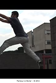 Parkour in Rome Poster