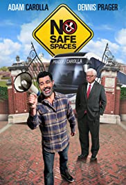 No Safe Spaces Poster