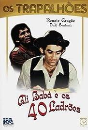 Ali Babá e os Quarenta Ladrões Poster