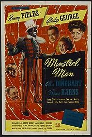 Alan Dinehart, Judy Clark, Jerome Cowan, Benny Fields, Gladys George, Roscoe Karns, and Lee 'Lasses' White in Minstrel Man (1944)