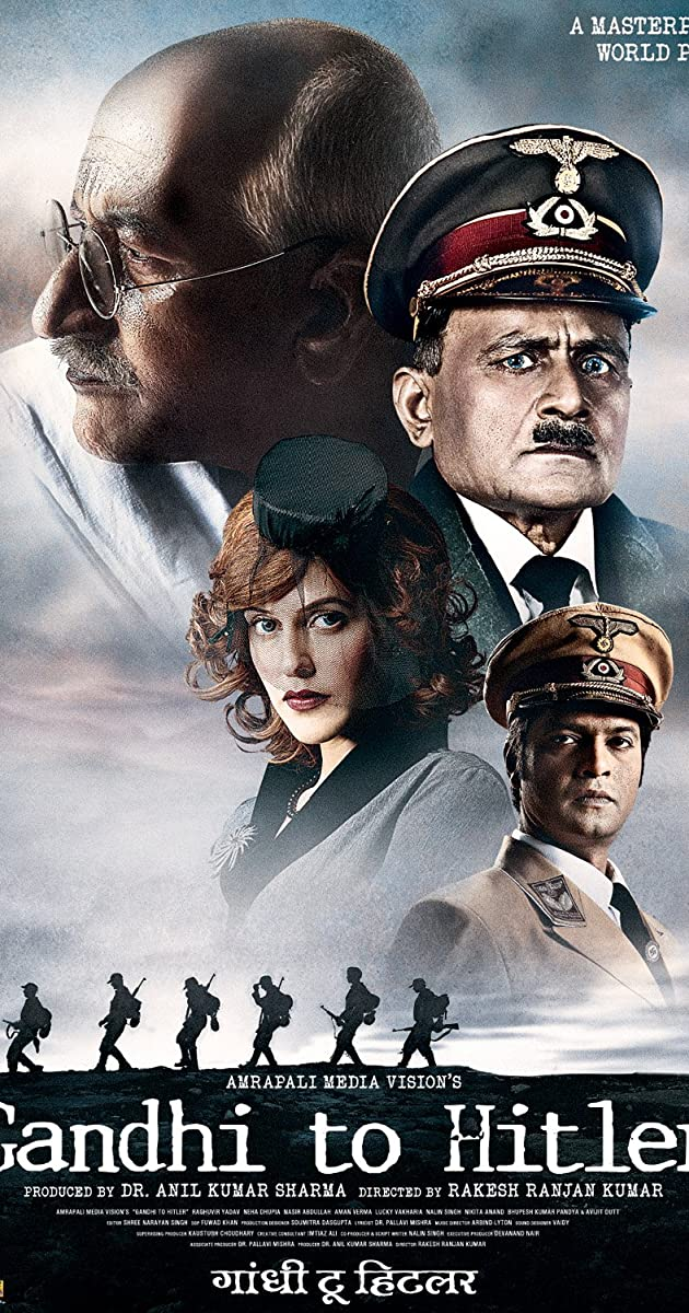 Gandhi to Hitler (2011) - IMDb
