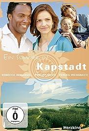 Ein Sommer in Kapstadt Poster