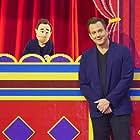 Will Arnett and Steve Whitmire in Puppet Masters (2021)