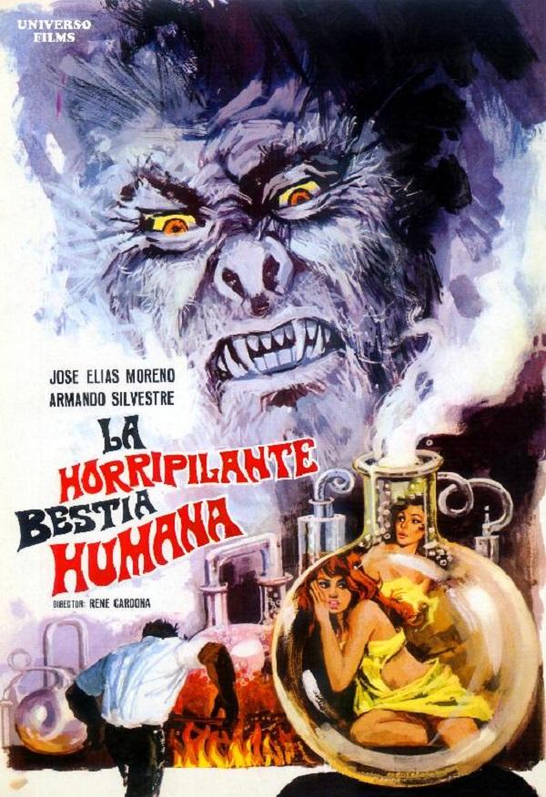 La horripilante bestia humana (1969)
