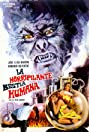 Night of the Bloody Apes (1969) Poster