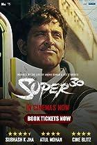 Super 30 (2019) Poster