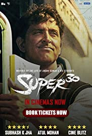 Super 30 (2019) Poster - Movie Forum, Cast, Reviews