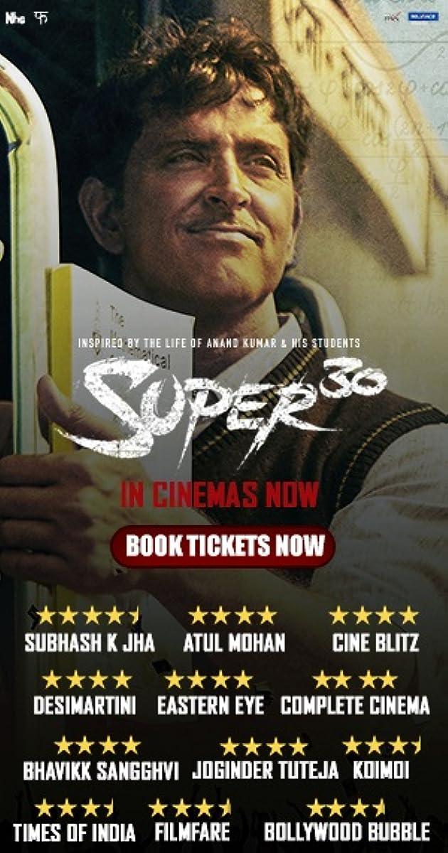 Super 30 (2019) - Full Cast & Crew - IMDb