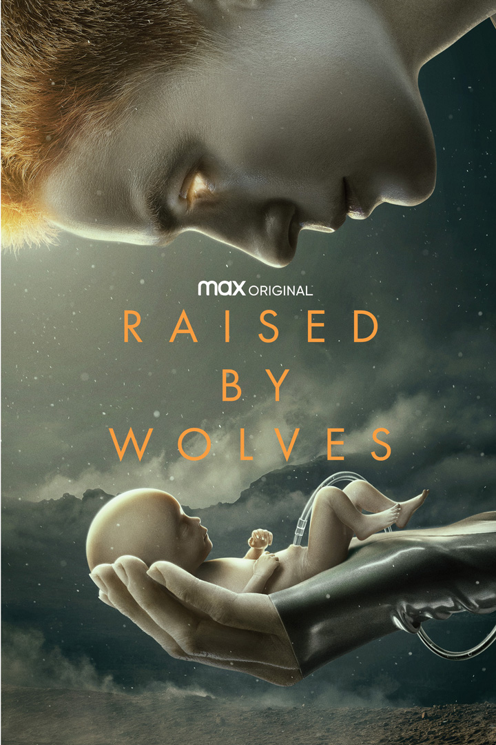 Raised By Wolves (2020) English HBOMAX WEB-DL x265 AAC Esub