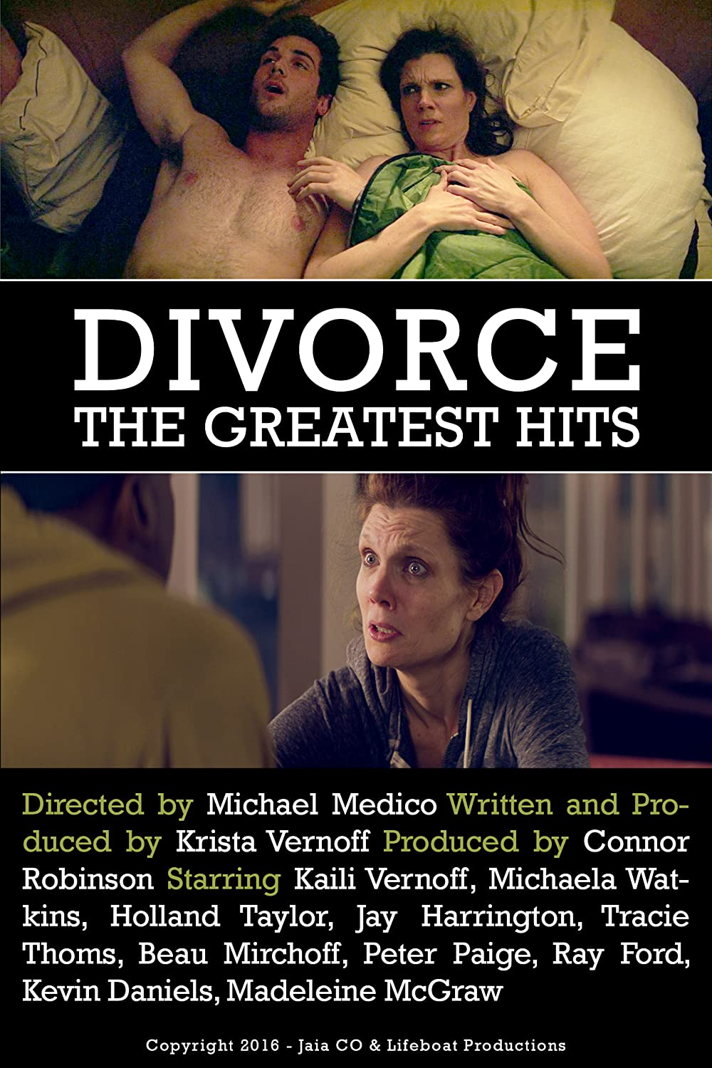 Divorce: The Greatest Hits 2016