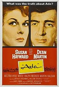 Susan Hayward and Dean Martin in Ada (1961)