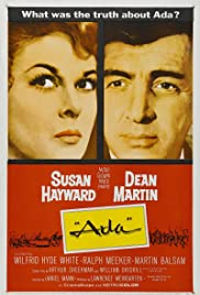Ada (1961) Poster - Movie Forum, Cast, Reviews
