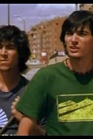 Enrique Alcides, Óscar Jaenada, and Sergio Delgado in Aloe (2004)