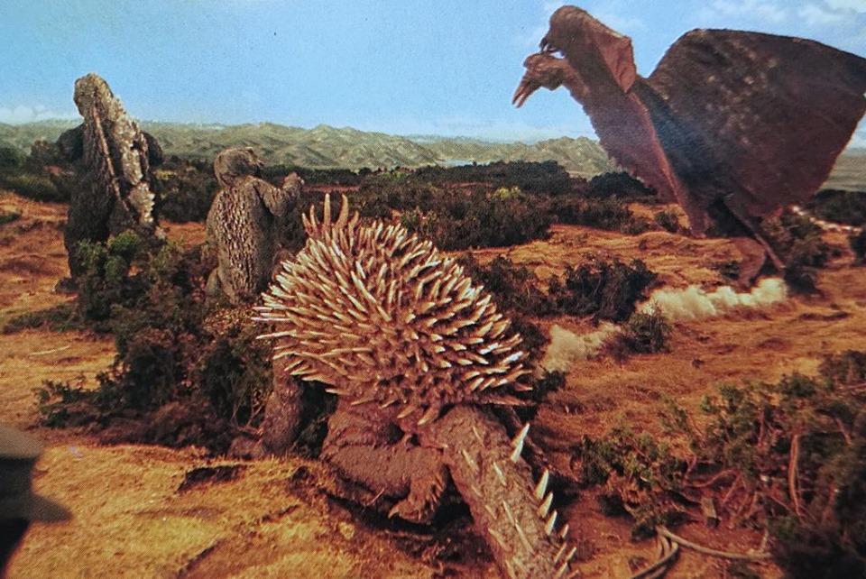 Kaijû sôshingeki (1968)