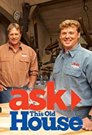 Ask This Old House Poster