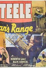 No Man's Range Poster