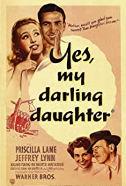 Yes, My Darling Daughter Poster