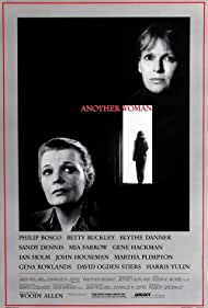 Mia Farrow and Gena Rowlands in Another Woman (1988)