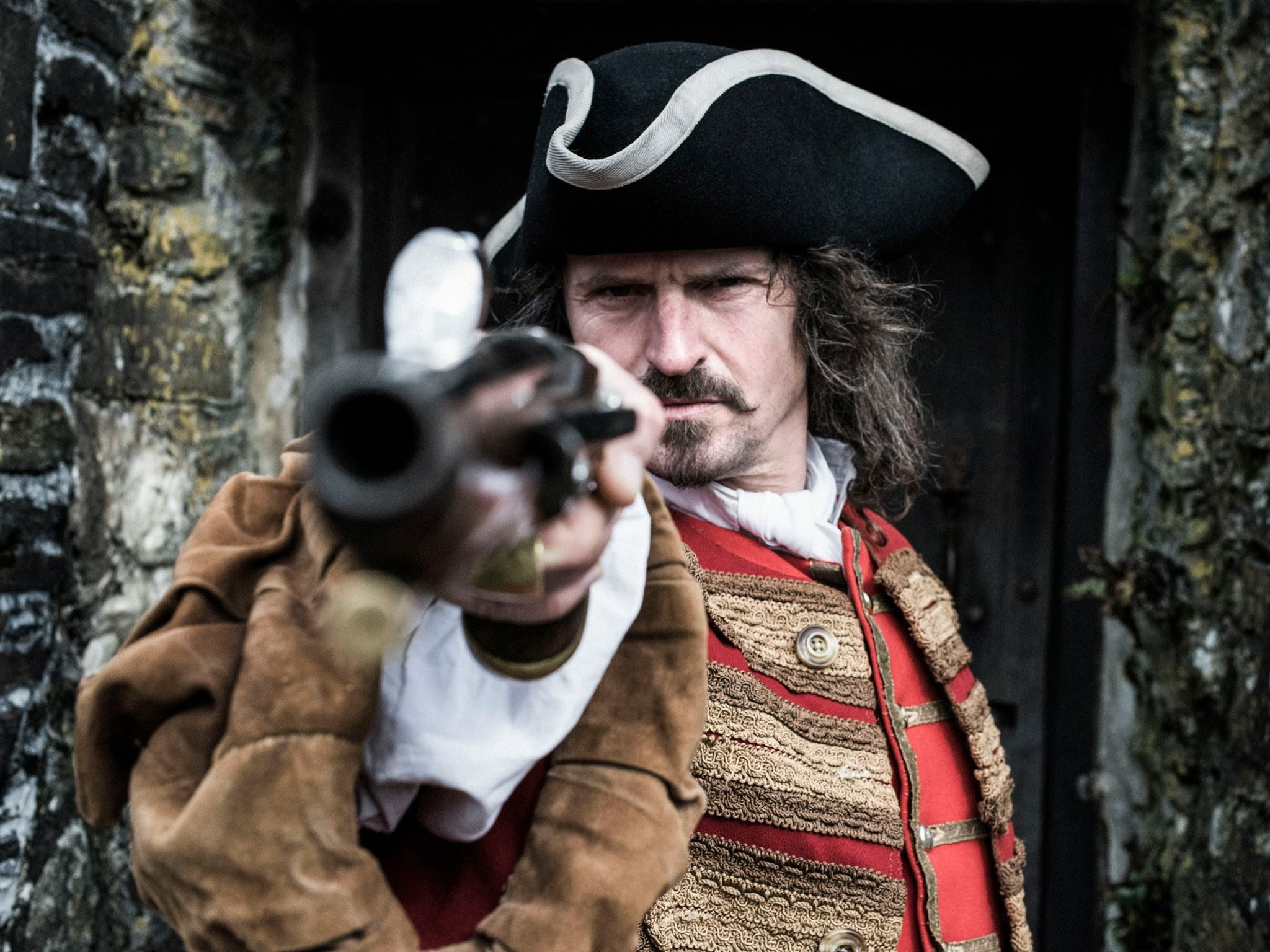 Guillaume Rivaud in The Highwayman (2016)