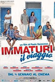 Immaturi - Il viaggio Poster