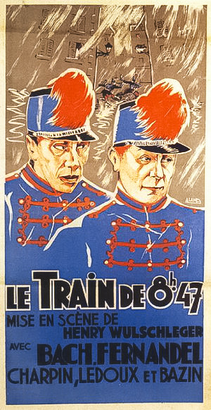 Le train de huit heures quarante-sept (1934)