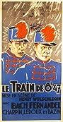 Le train de huit heures quarante-sept (1934) Poster