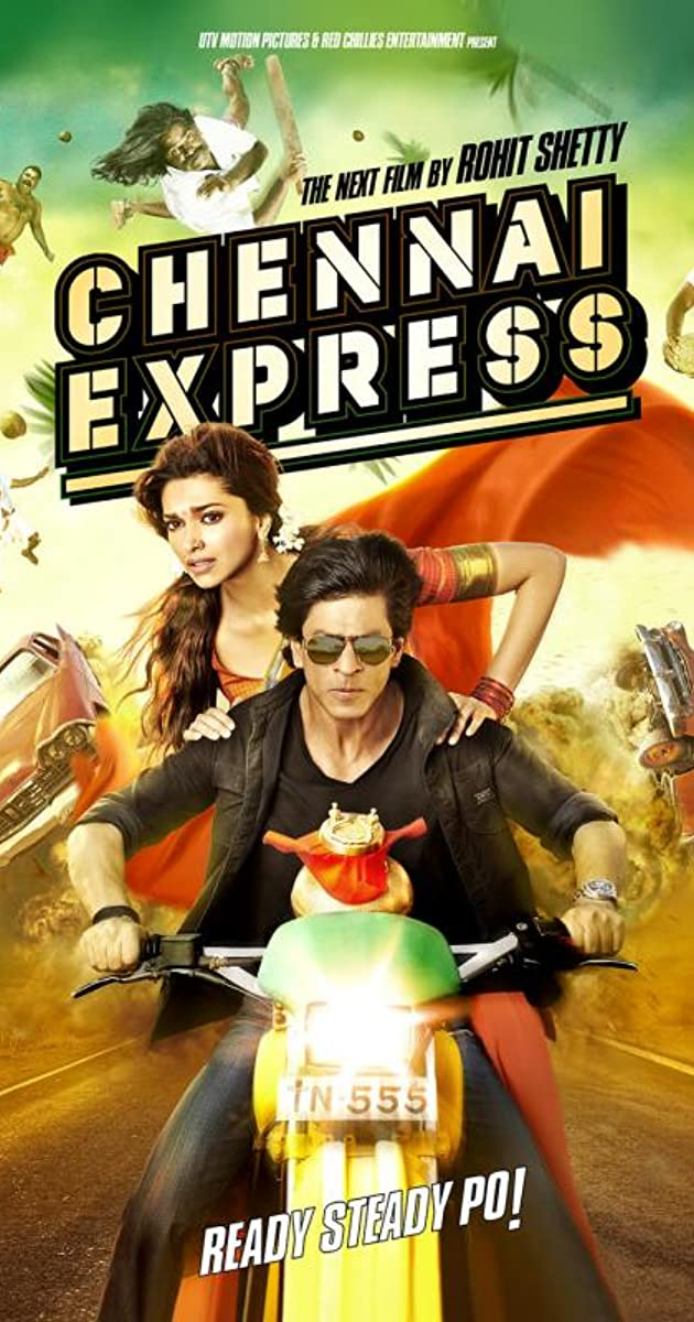 full movie Chennai Express download