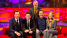 Benedict Cumberbatch/Eddie Redmayne/Bryan Cranston/LeAnn Rimes