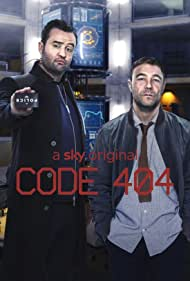 Stephen Graham and Daniel Mays in Code 404 (2020)