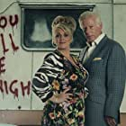 Phil Davis and Sally Lindsay in Dial M for Middlesbrough (2019)