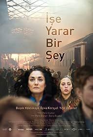 Basak Köklükaya and Öykü Karayel in Ise Yarar Bir Sey (2017)