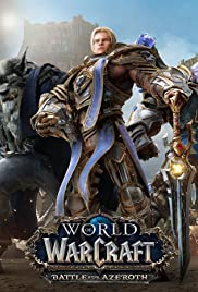 World of Warcraft: Battle for Azeroth Poster