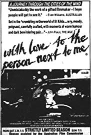With Love to the Person Next to Me Poster