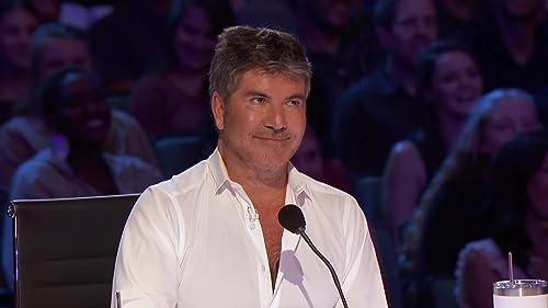 America's Got Talent: The Champions: Tom Cotter Breaks Down Pregnancy