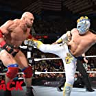 Ryan Reeves and Emanuel Rodriguez in WWE Payback (2016)