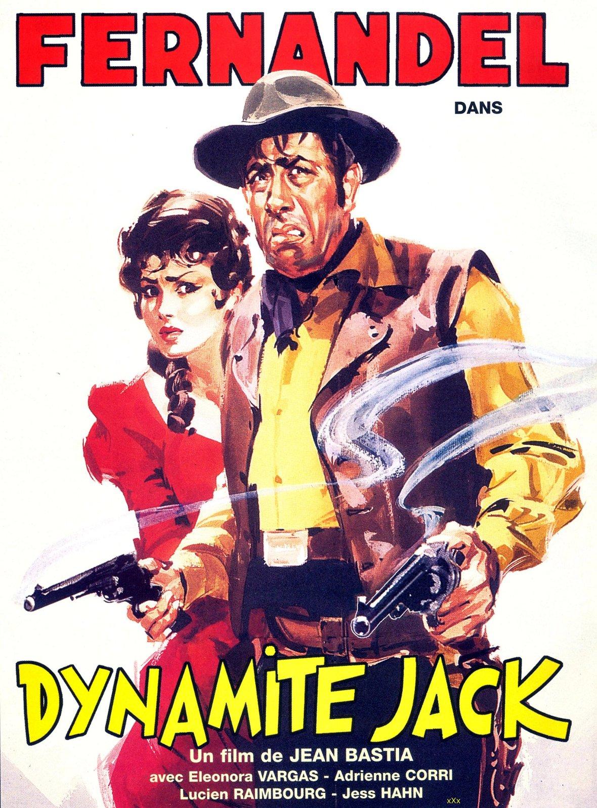 dynamite jack fernandel
