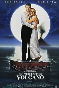 Tom Hanks and Meg Ryan in Joe Versus the Volcano (1990)
