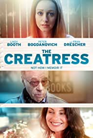 Fran Drescher, Peter Bogdanovich, and Lindy Booth in The Creatress (2019)