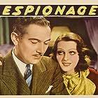 Ketti Gallian and Paul Lukas in Espionage (1937)