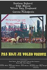 Irfan Mensur and Velimir 'Bata' Zivojinovic in Pas koji je voleo vozove (1977)