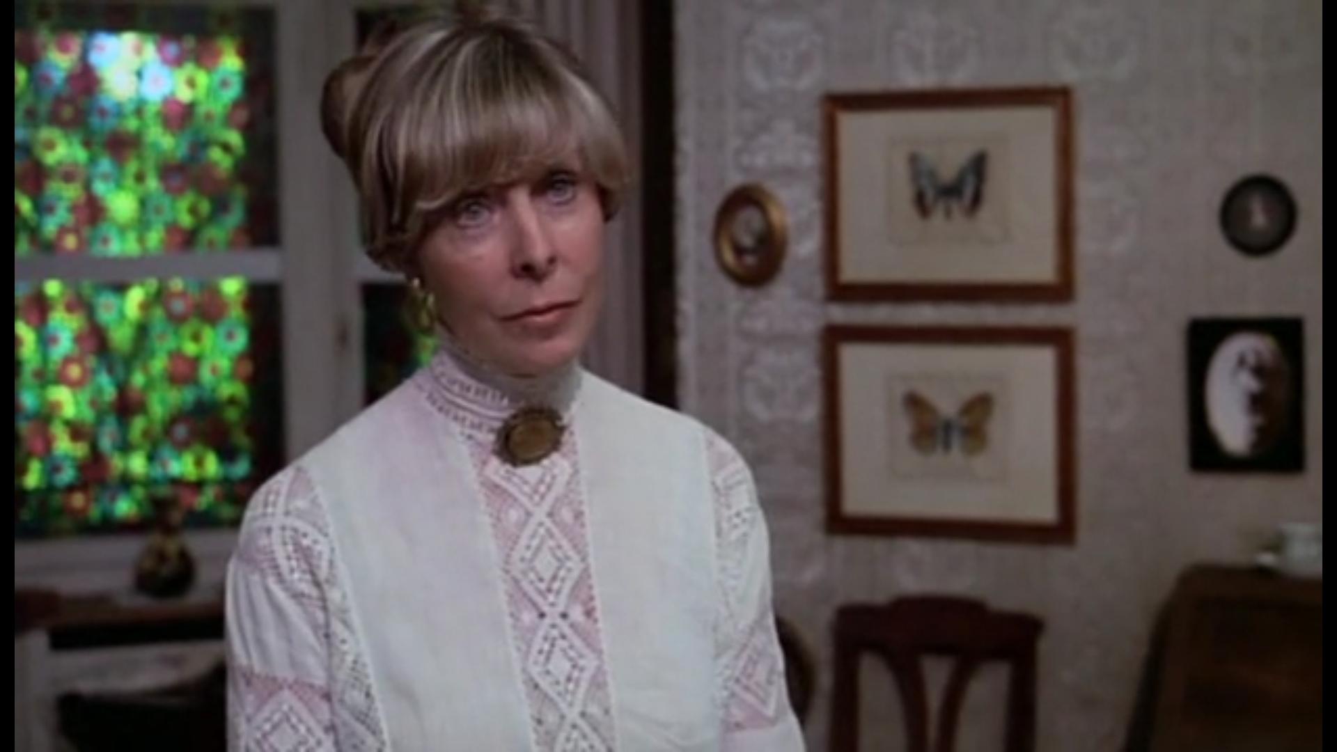 Olga Gebhard in Jack the Ripper (1976)