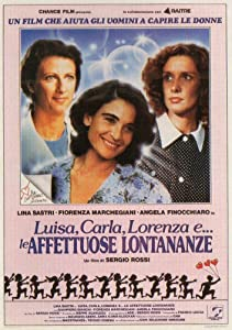 Movie trailer downloads itunes Luisa, Carla, Lorenza e... le affettuose lontananze by [mpeg]